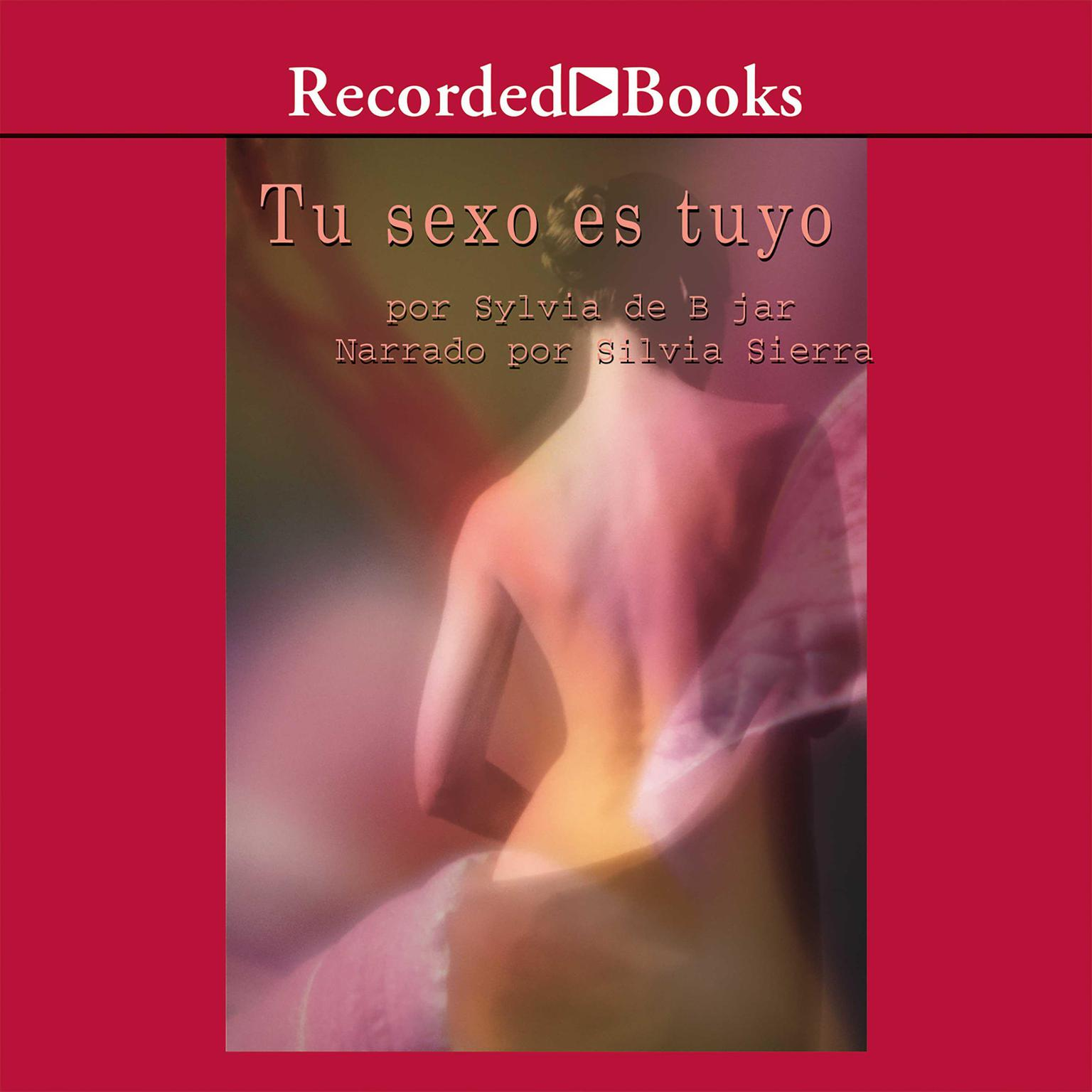 Printable Tu sexo es tuyo Audiobook Cover Art