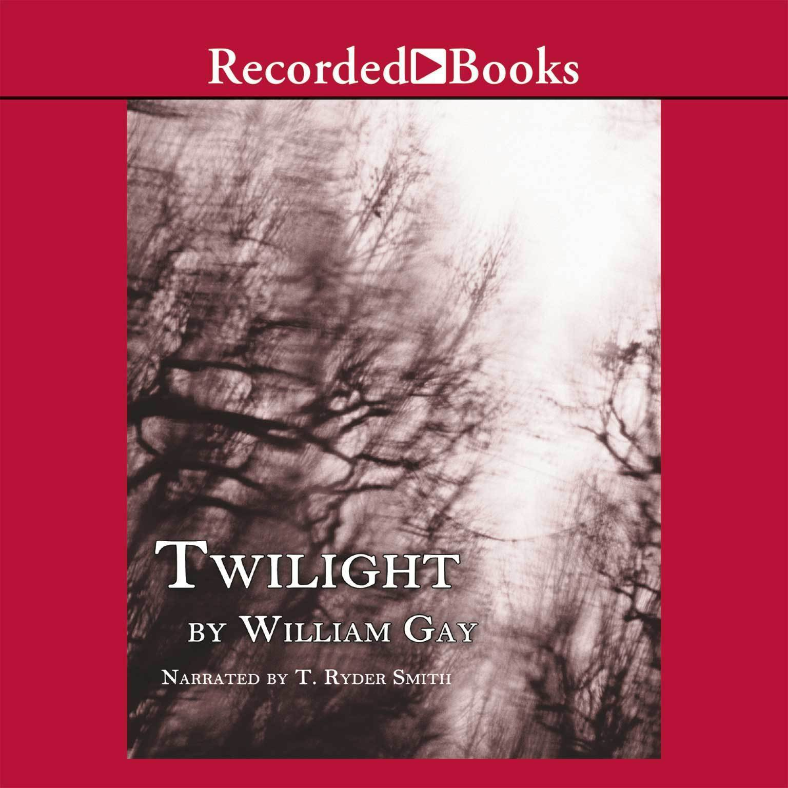 Printable Twilight Audiobook Cover Art