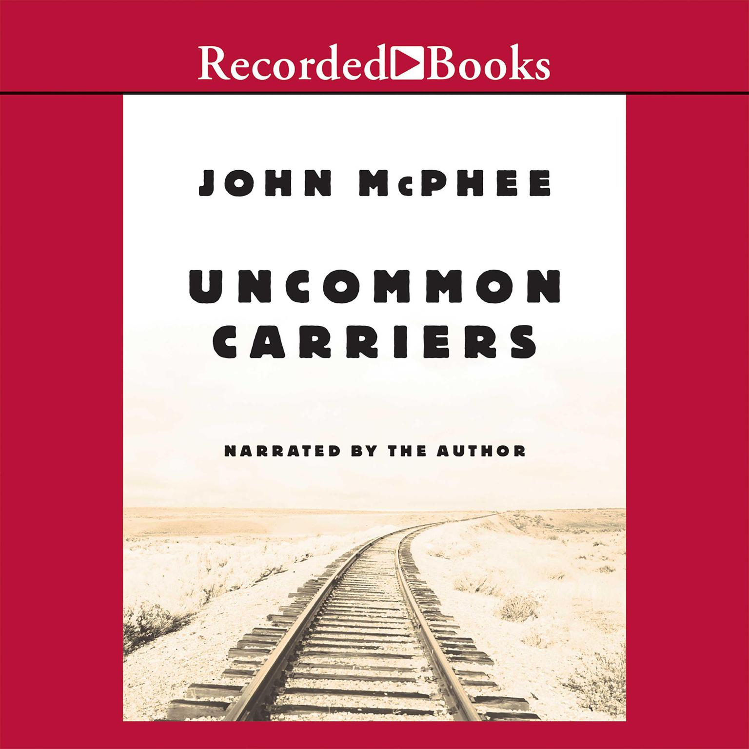 Printable Uncommon Carriers Audiobook Cover Art