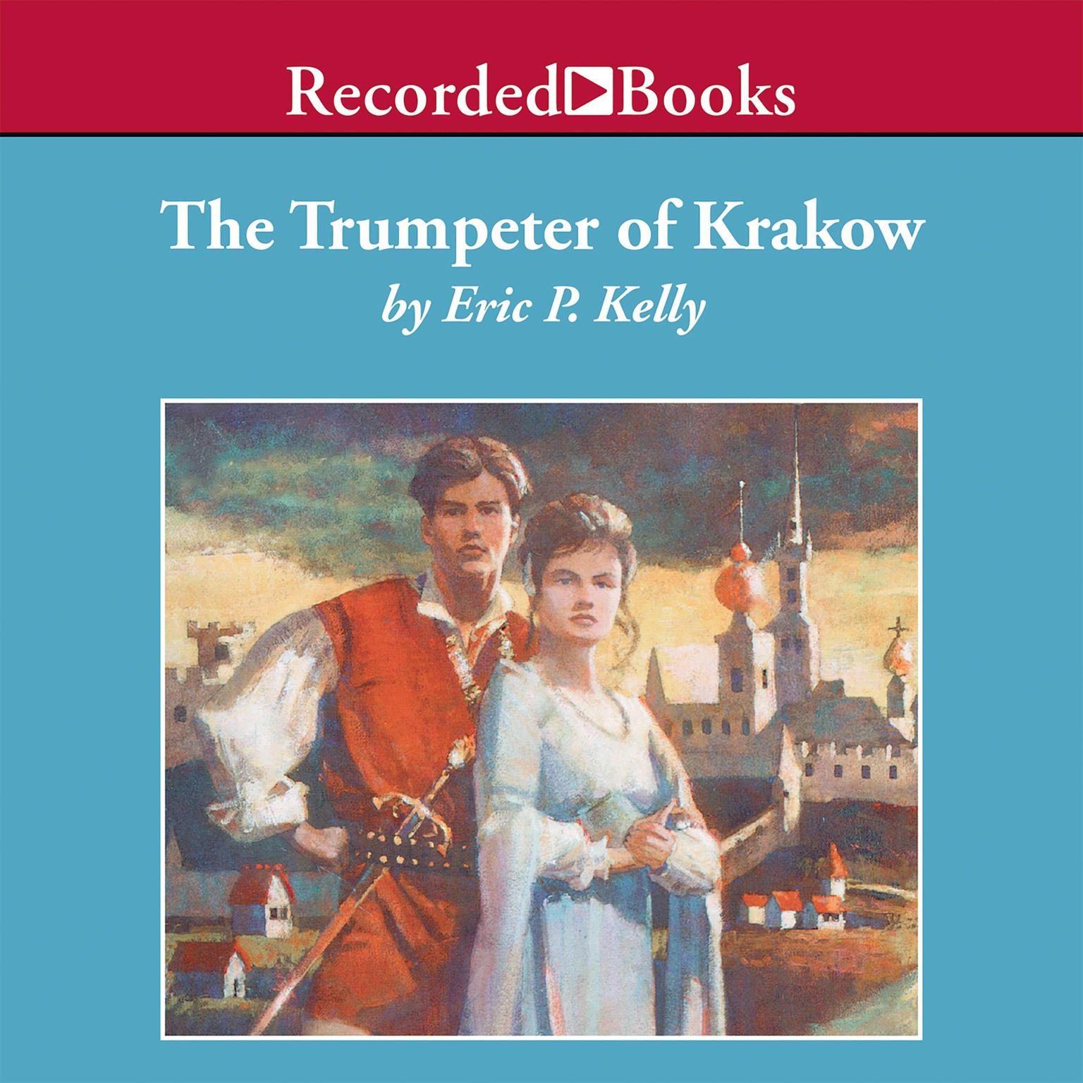 Printable Trumpeter of Krakow Audiobook Cover Art