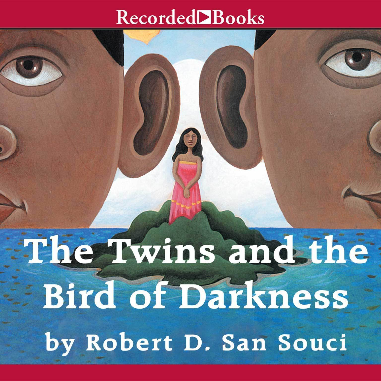 Printable The Twins and the Bird of Darkness: A Hero Tale from the Caribbean Audiobook Cover Art