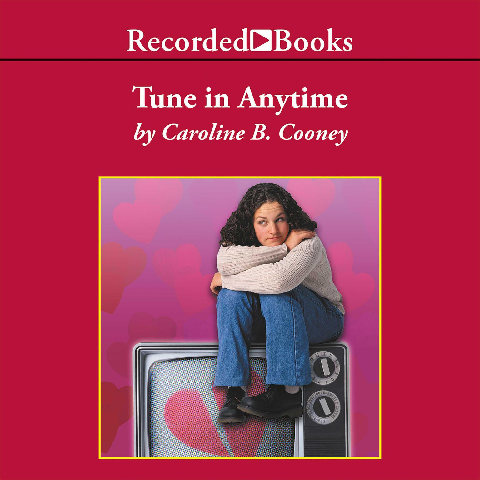 Printable Tune in Anytime Audiobook Cover Art