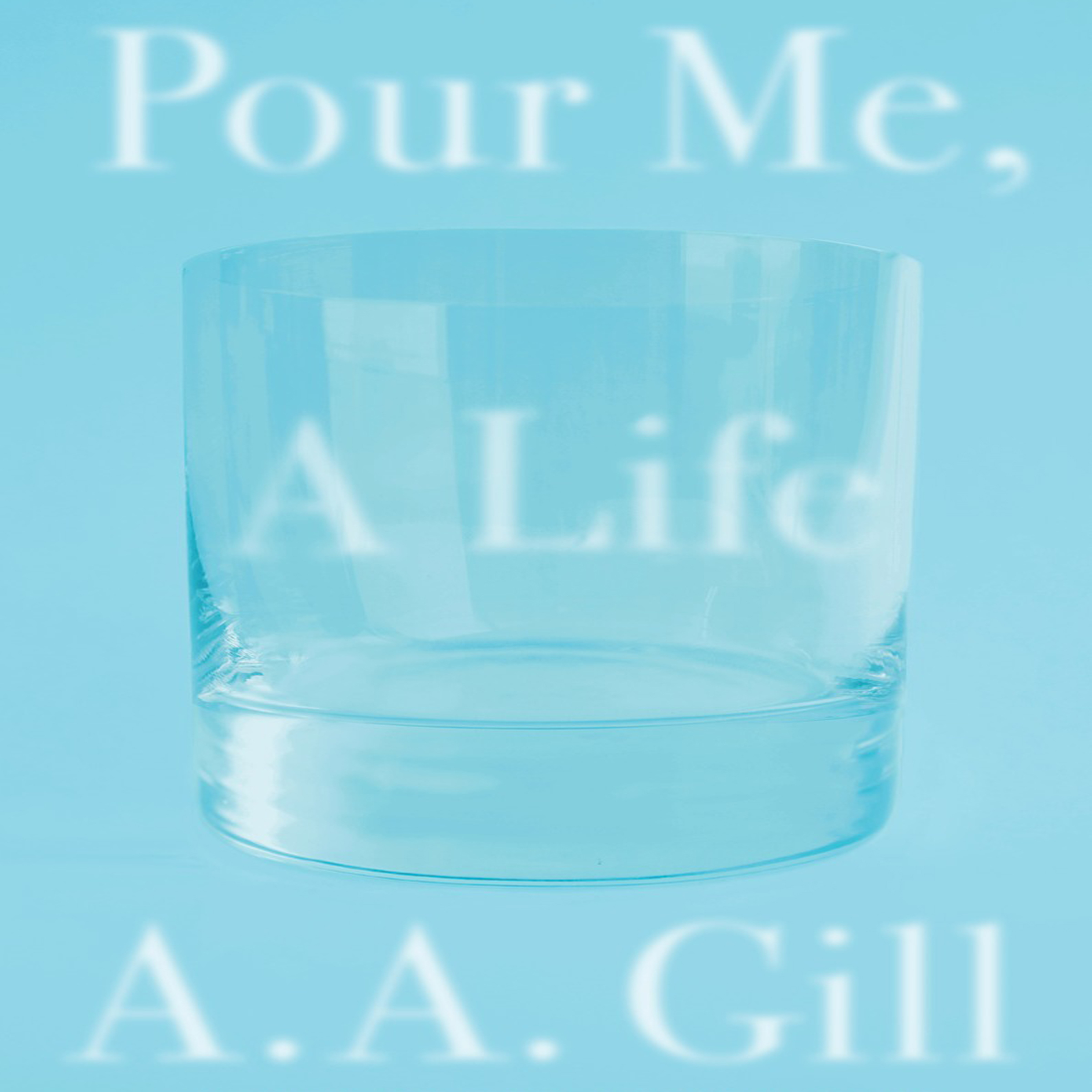 Printable Pour Me a Life Audiobook Cover Art