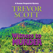 Witness to Murder Audiobook, by Trevor Scott