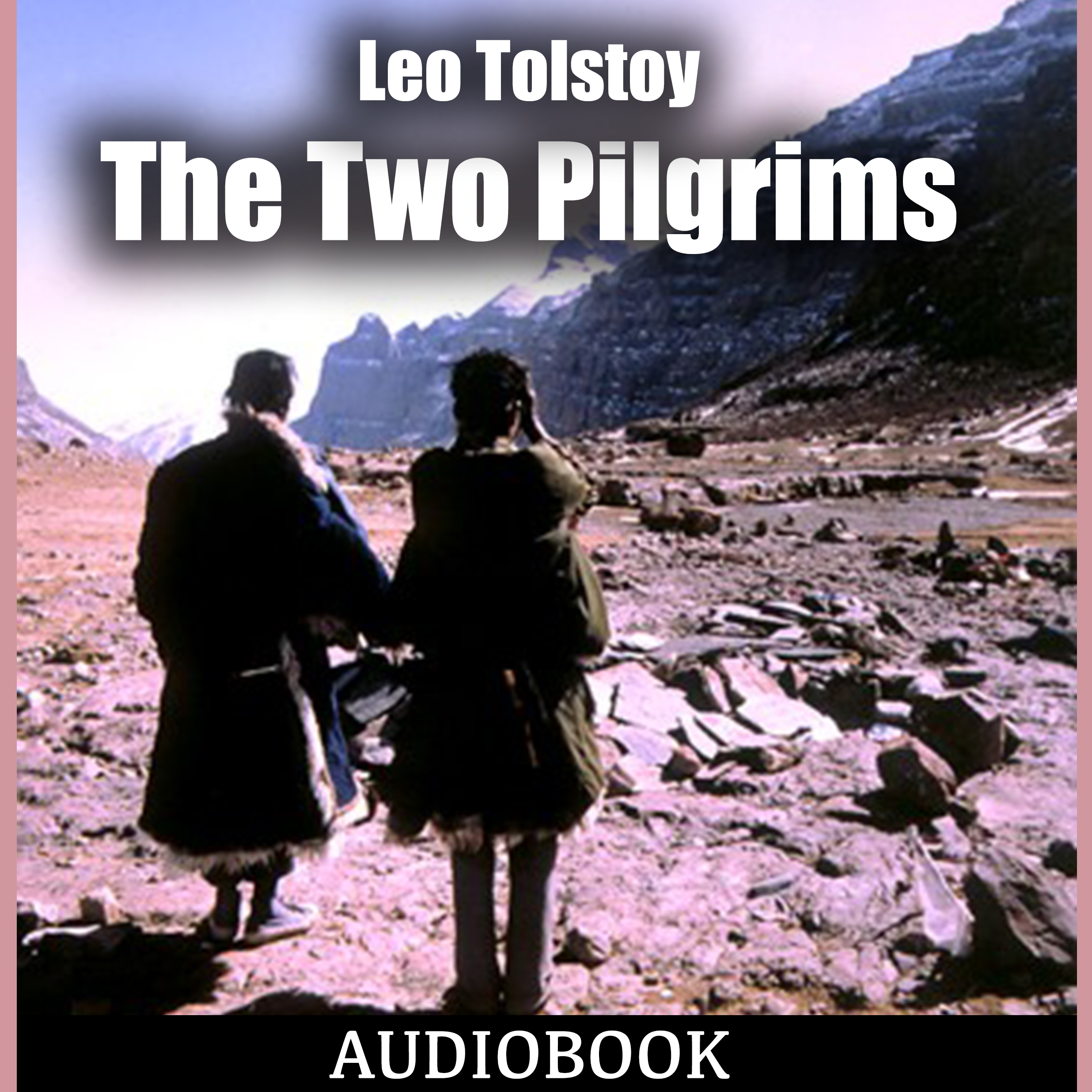 Printable The Two Pilgrims Audiobook Cover Art
