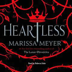 Heartless Audiobook, by Marissa Meyer