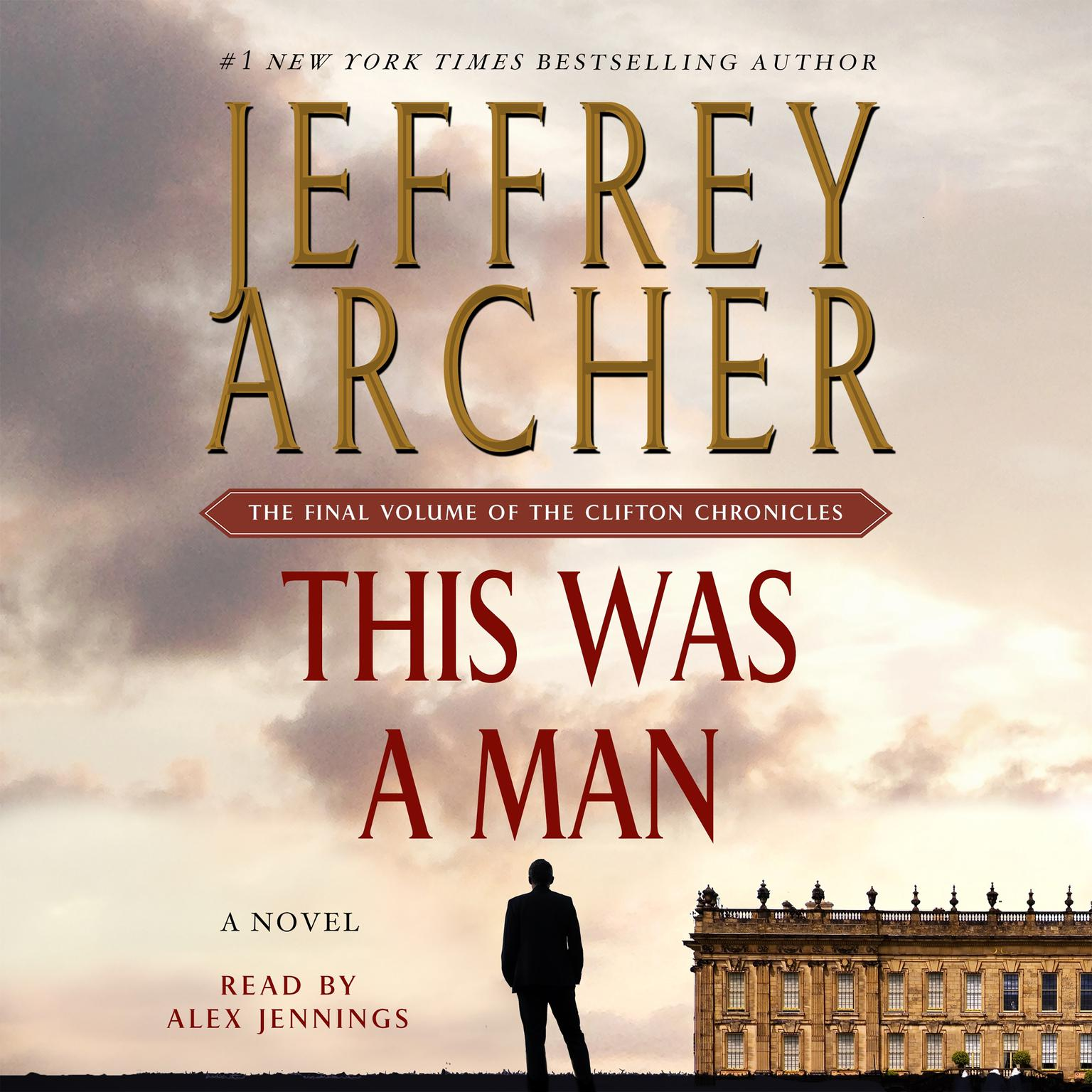 Printable This Was a Man: The Final Volume of The Clifton Chronicles Audiobook Cover Art