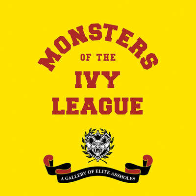 Monsters of the Ivy League Audiobook, by Ellis Weiner