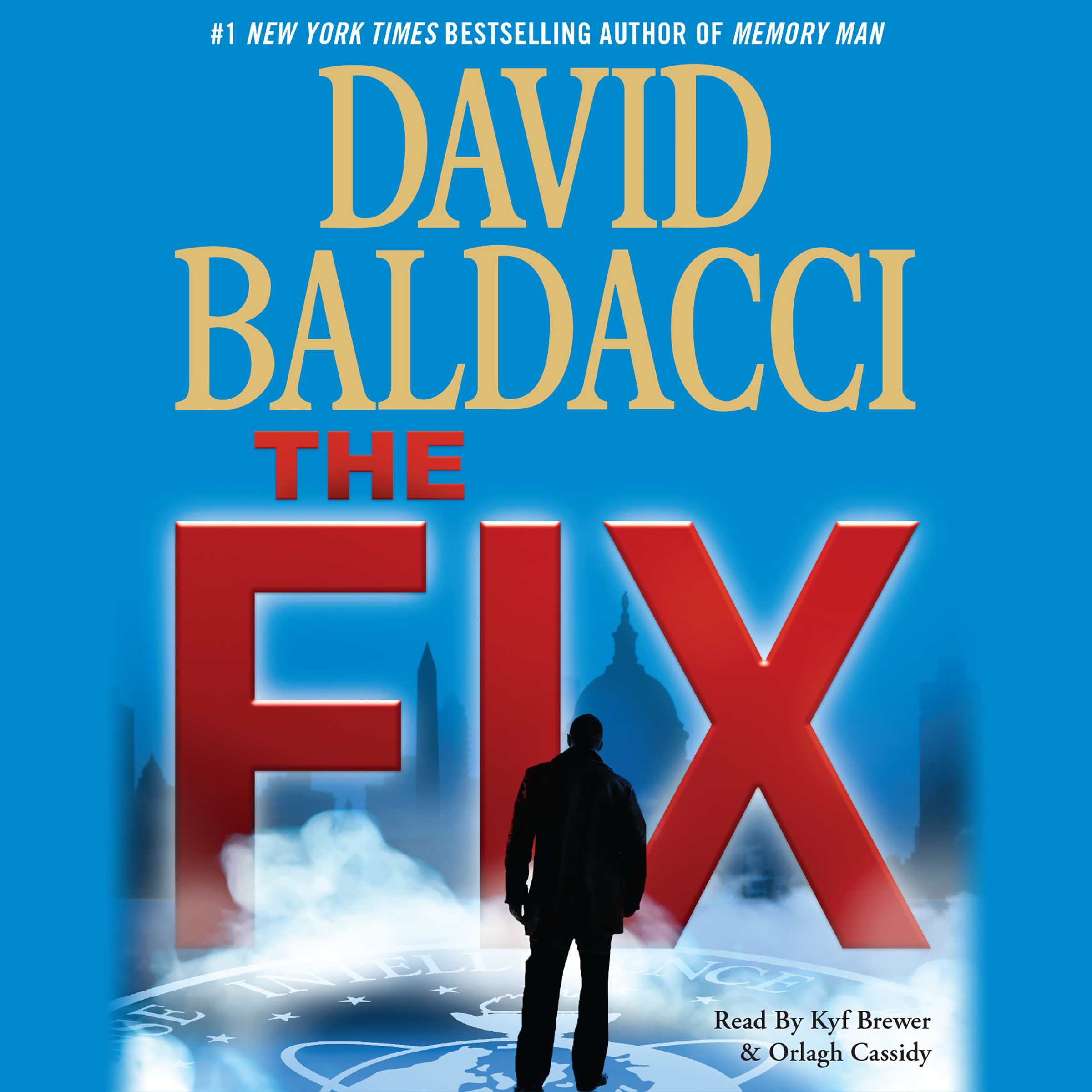 Printable The Fix Audiobook Cover Art