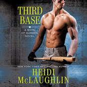 Third Base Audiobook, by Heidi McLaughlin