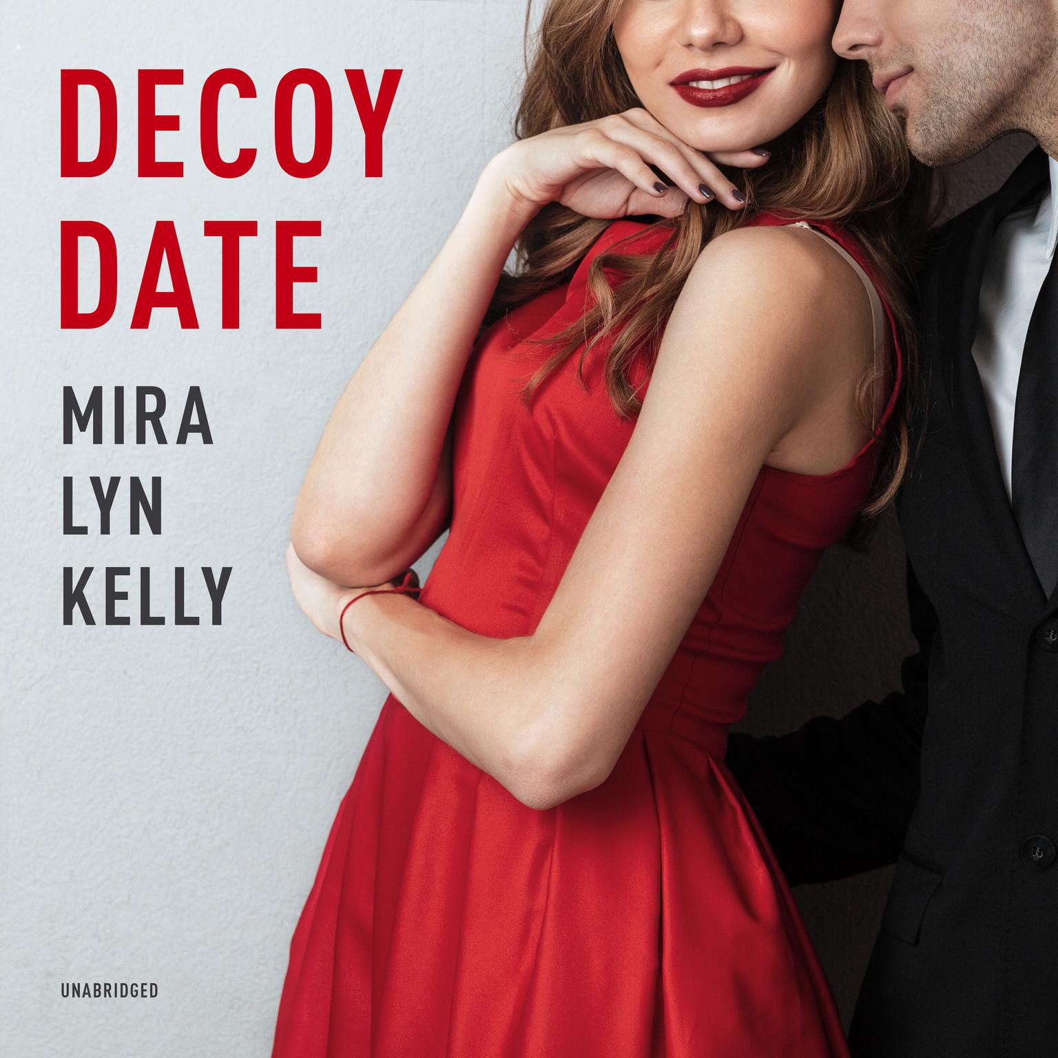 Printable Decoy Date Audiobook Cover Art