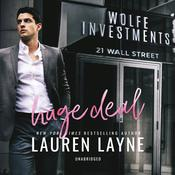 Huge Deal Audiobook, by Lauren Layne