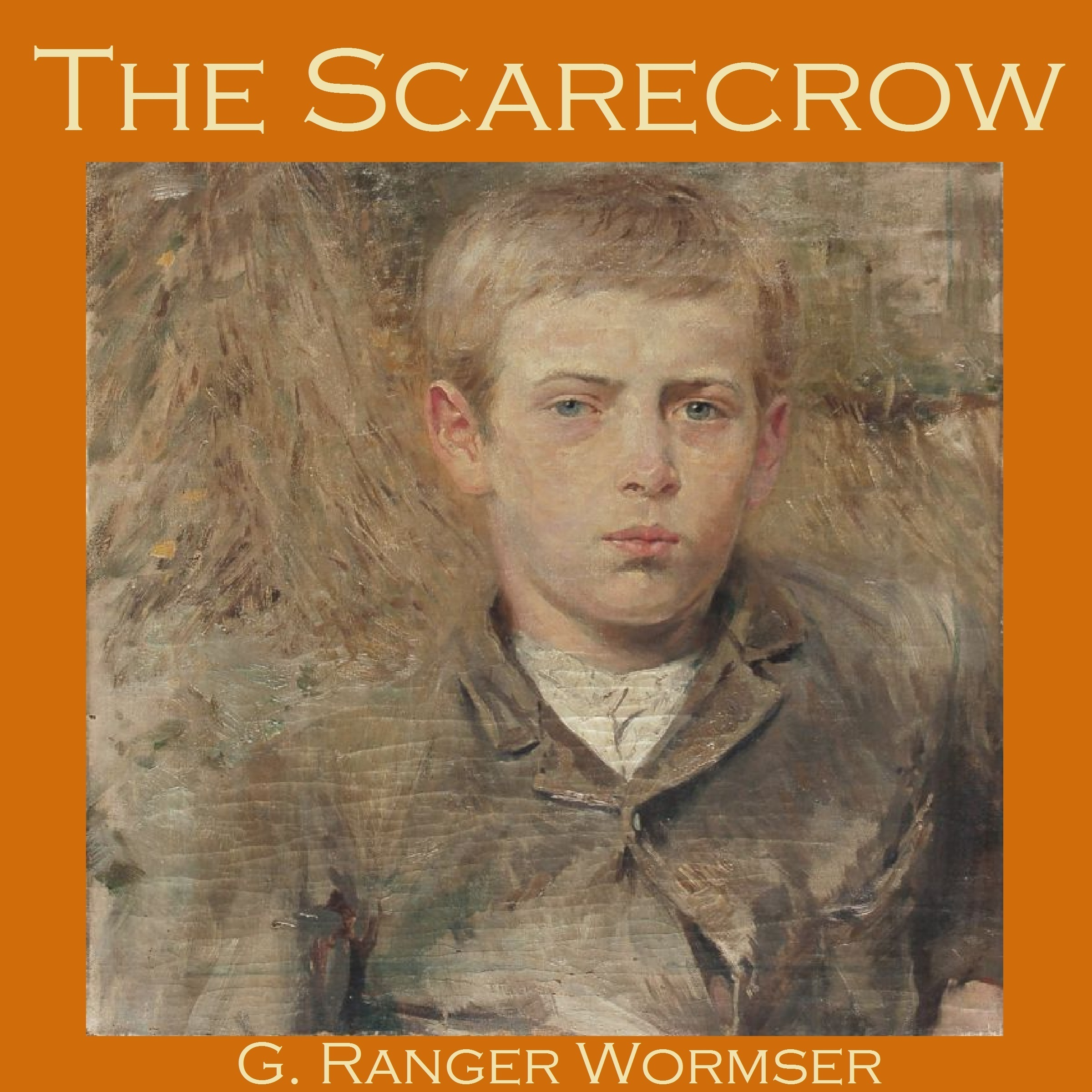 Printable The Scarecrow Audiobook Cover Art