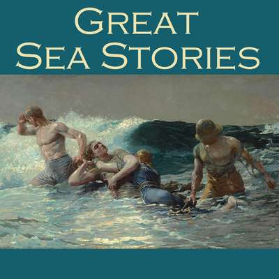 Great Sea Stories Audiobook, by various authors