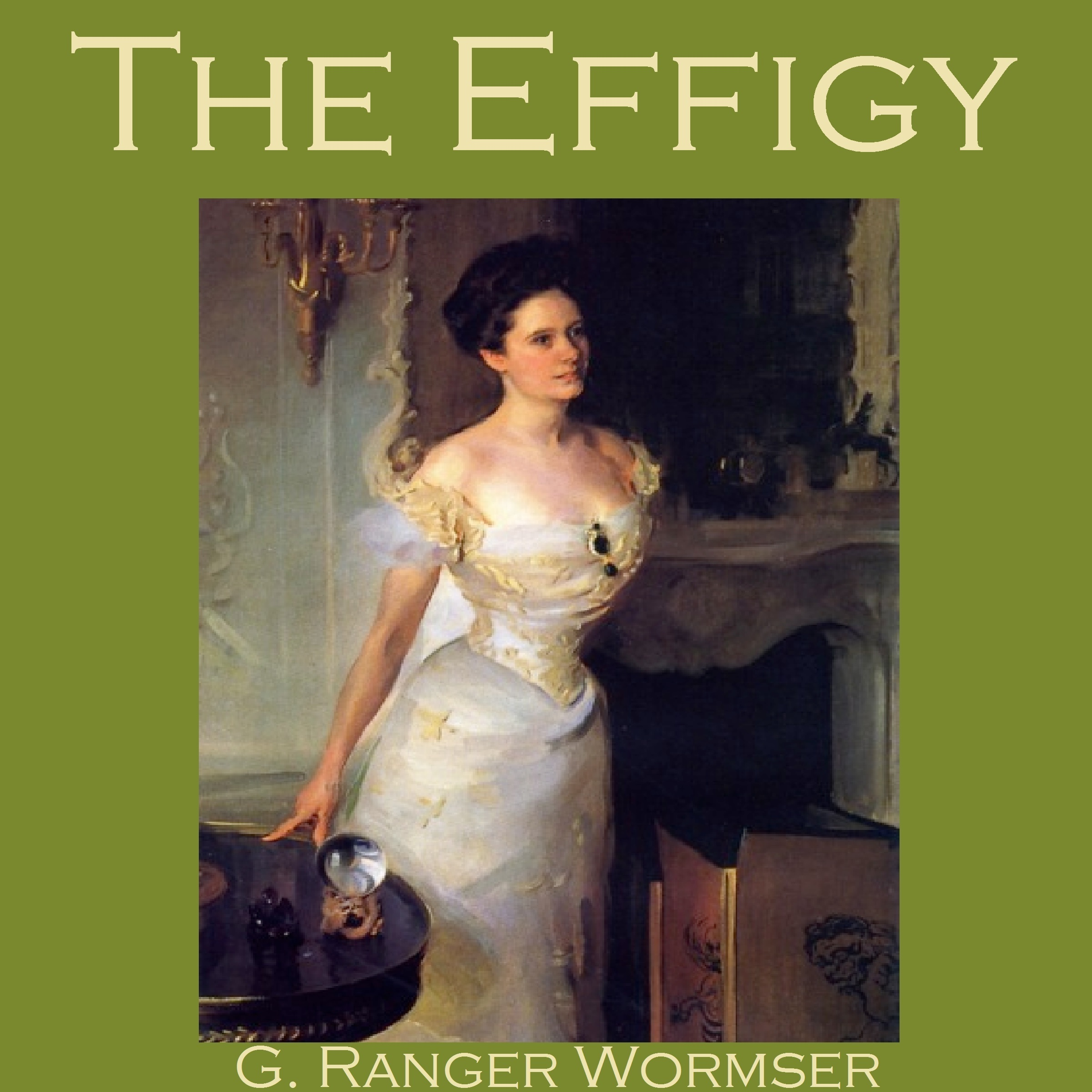 Printable The Effigy Audiobook Cover Art