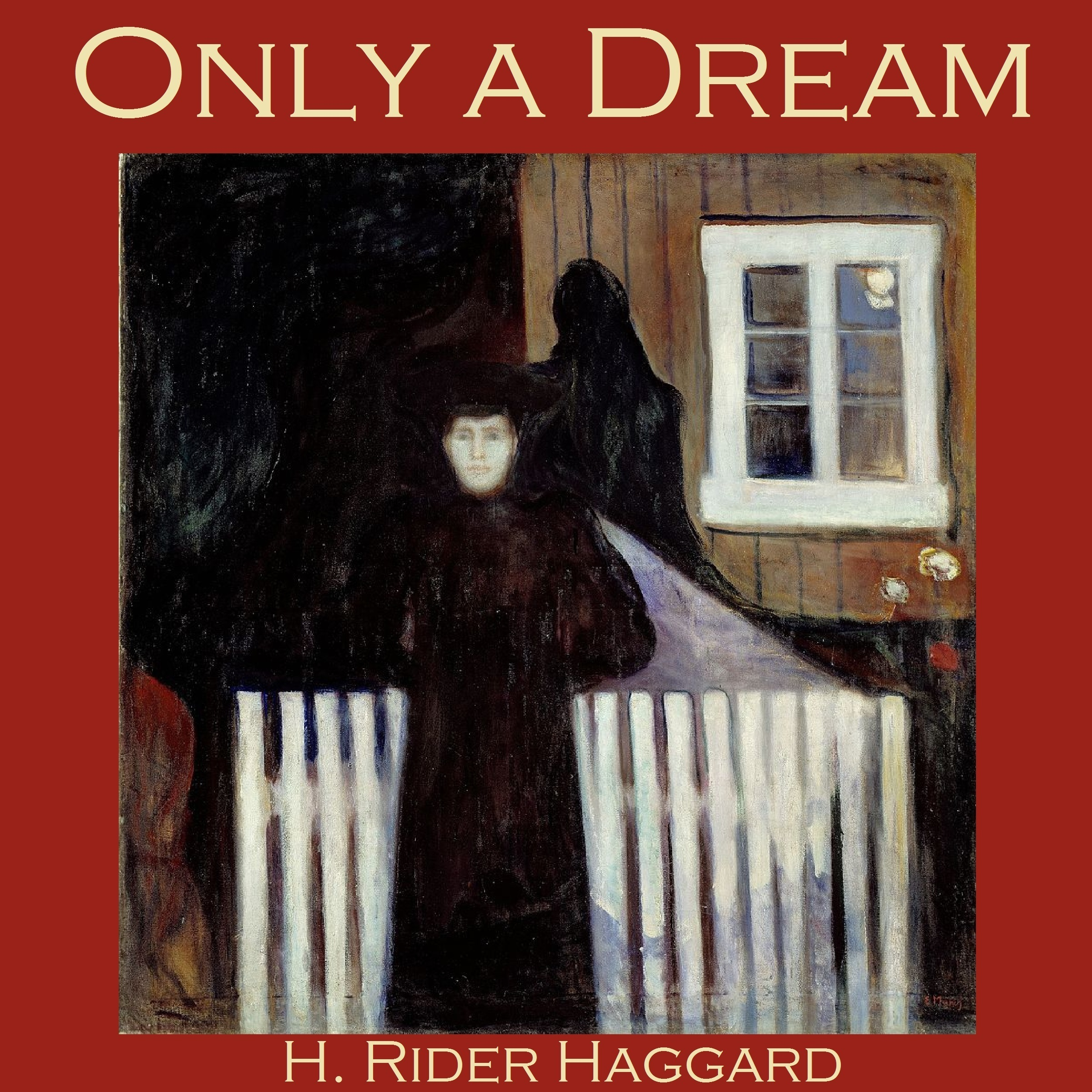 Printable Only a Dream Audiobook Cover Art