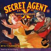 Secret Agent X: Satan's Syndicate Audiobook, by G.T. Fleming-Roberts, G. T. Fleming-Roberts