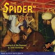 The Spider #26: Death Reign of the Vampire King Audiobook, by Grant Stockbridge
