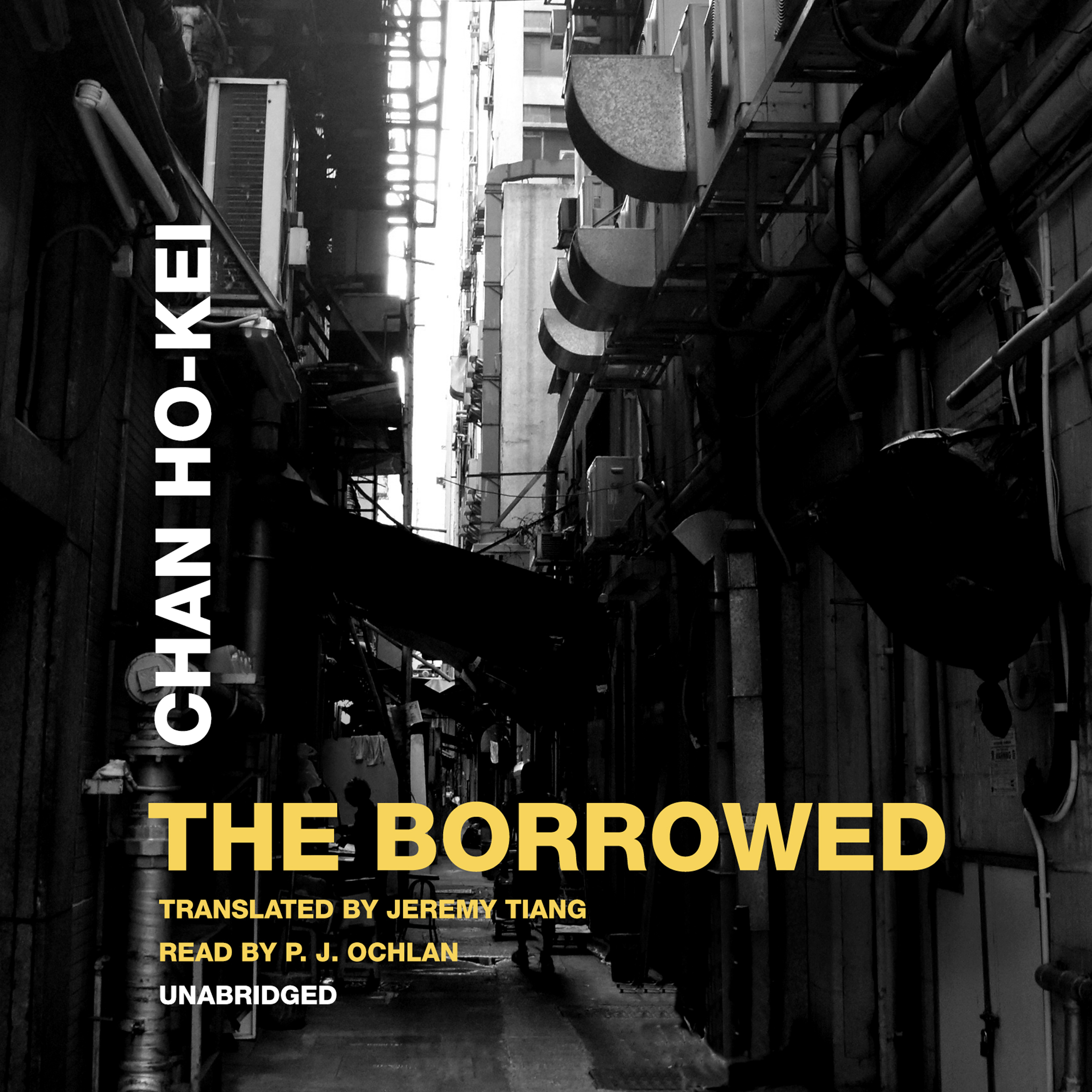 Printable The Borrowed Audiobook Cover Art