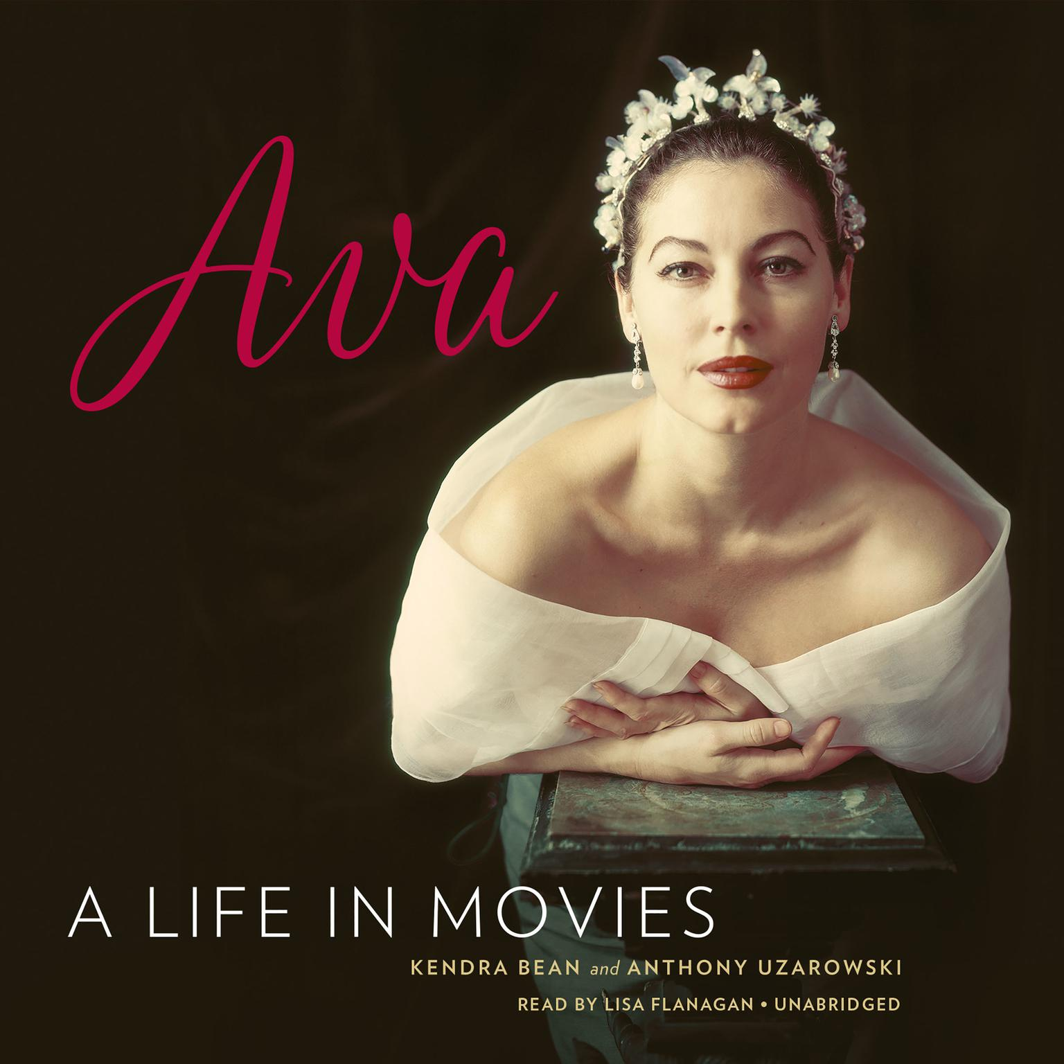 Printable Ava Gardner: A Life in Movies Audiobook Cover Art