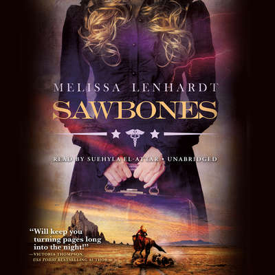 Sawbones Audiobook, by Melissa Lenhardt