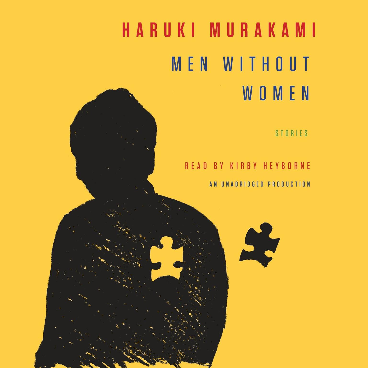 Printable Men Without Women: Stories Audiobook Cover Art