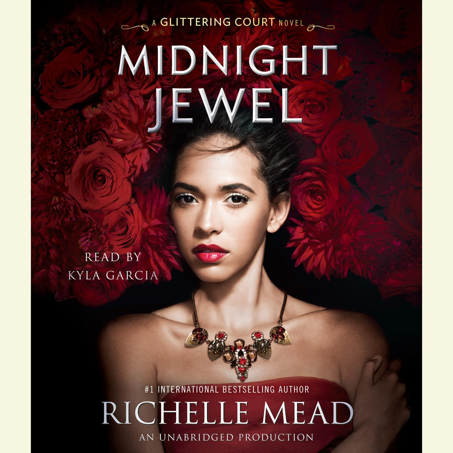 Printable Midnight Jewel Audiobook Cover Art