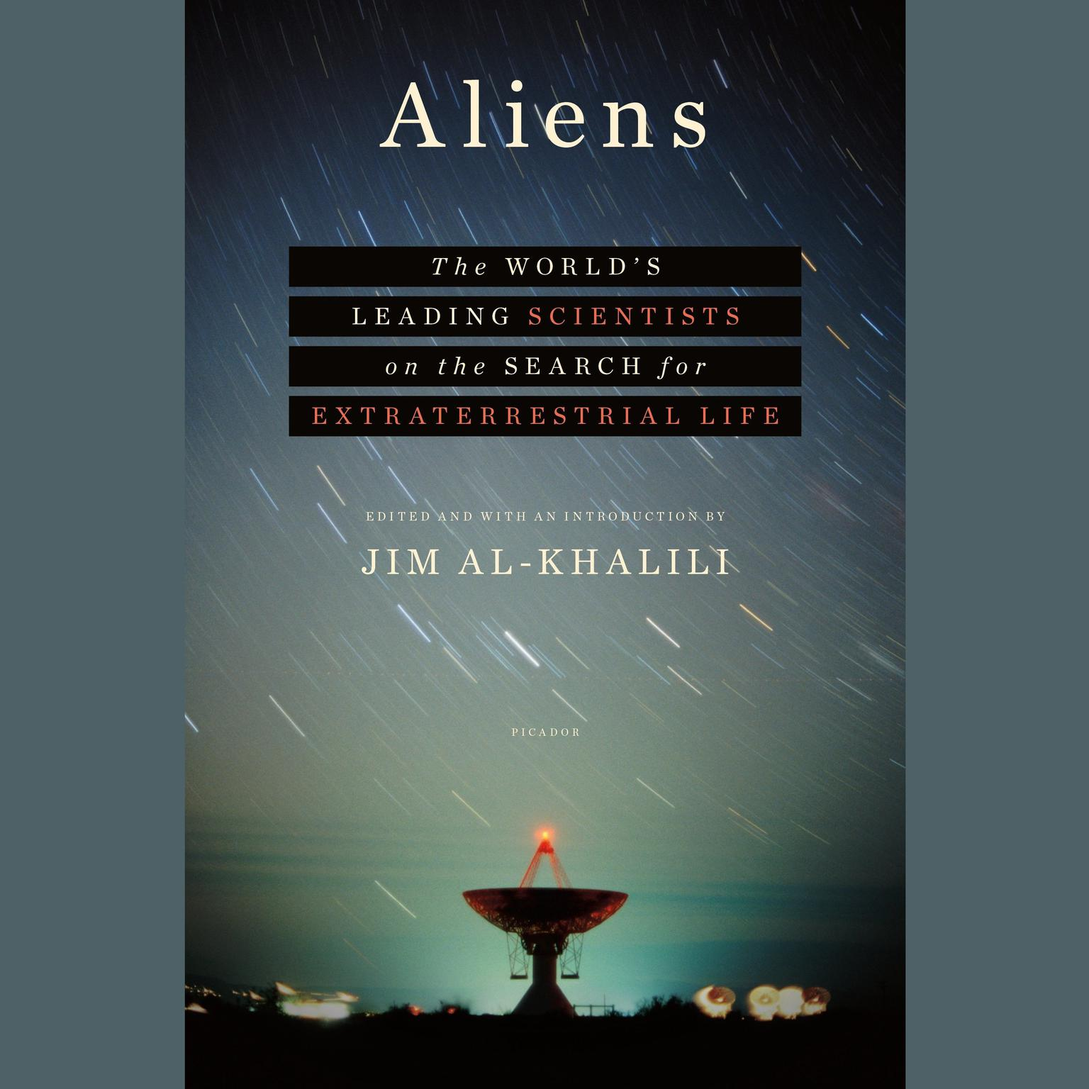 Printable Aliens: The World's Leading Scientists on the Search for Extraterrestrial Life Audiobook Cover Art