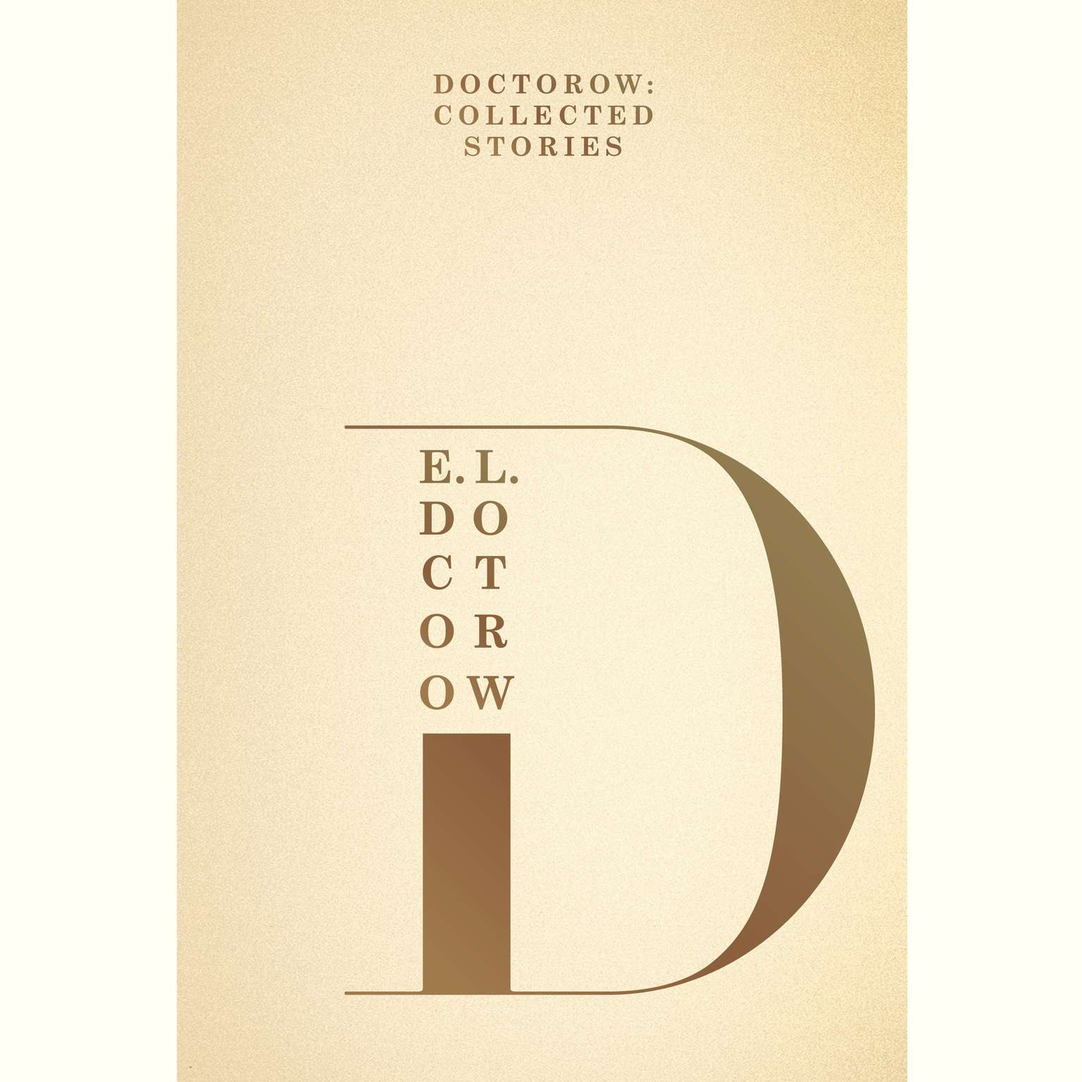 Printable Doctorow: Collected Stories Audiobook Cover Art