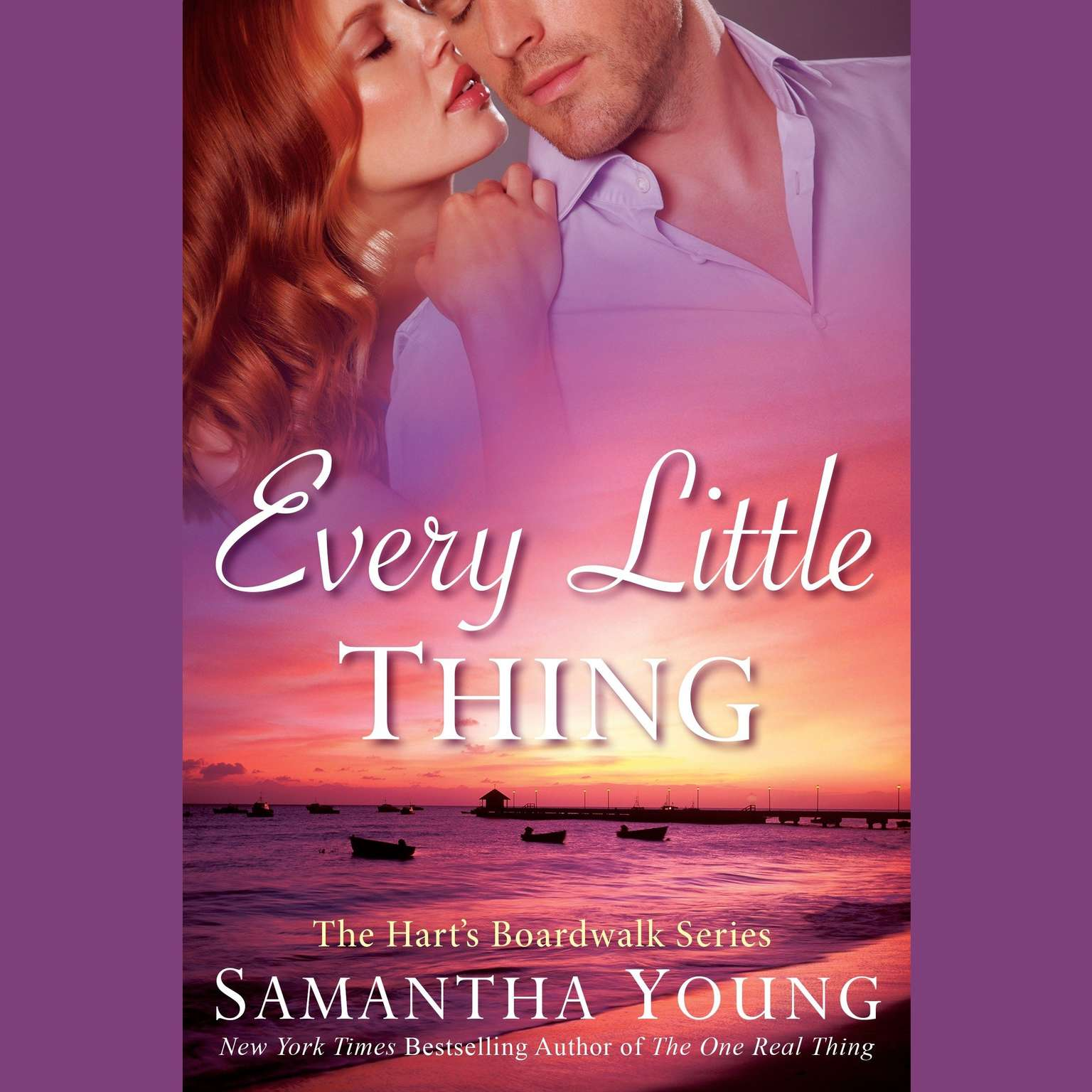 Printable Every Little Thing Audiobook Cover Art