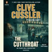 The Cutthroat Audiobook, by Clive Cussler