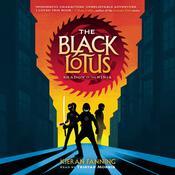The Black Lotus: Shadow of the Ninja, by Kieran Fanning