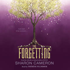 The Forgetting Audiobook, by Sharon Cameron