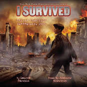 I Survived the San Francisco Earthquake, 1906 Audiobook, by Lauren Tarshis