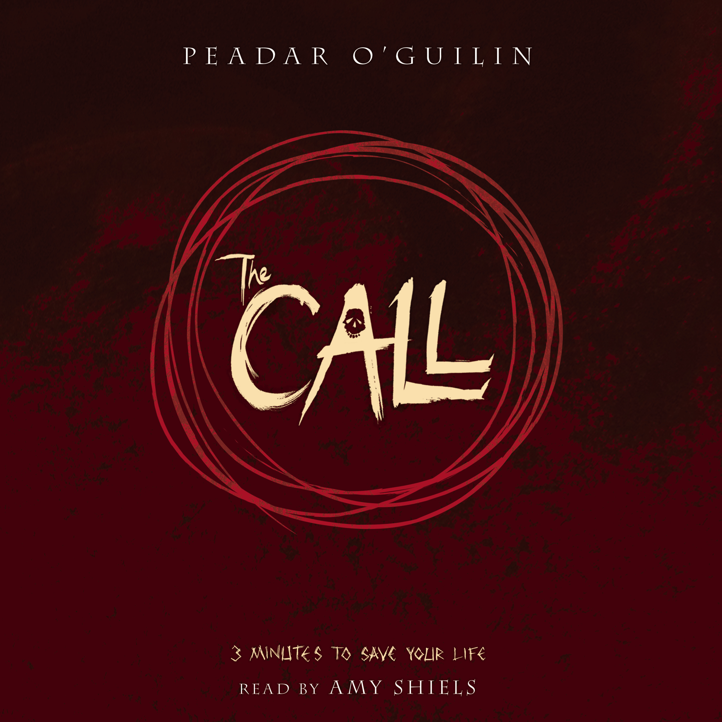 Printable The Call Audiobook Cover Art