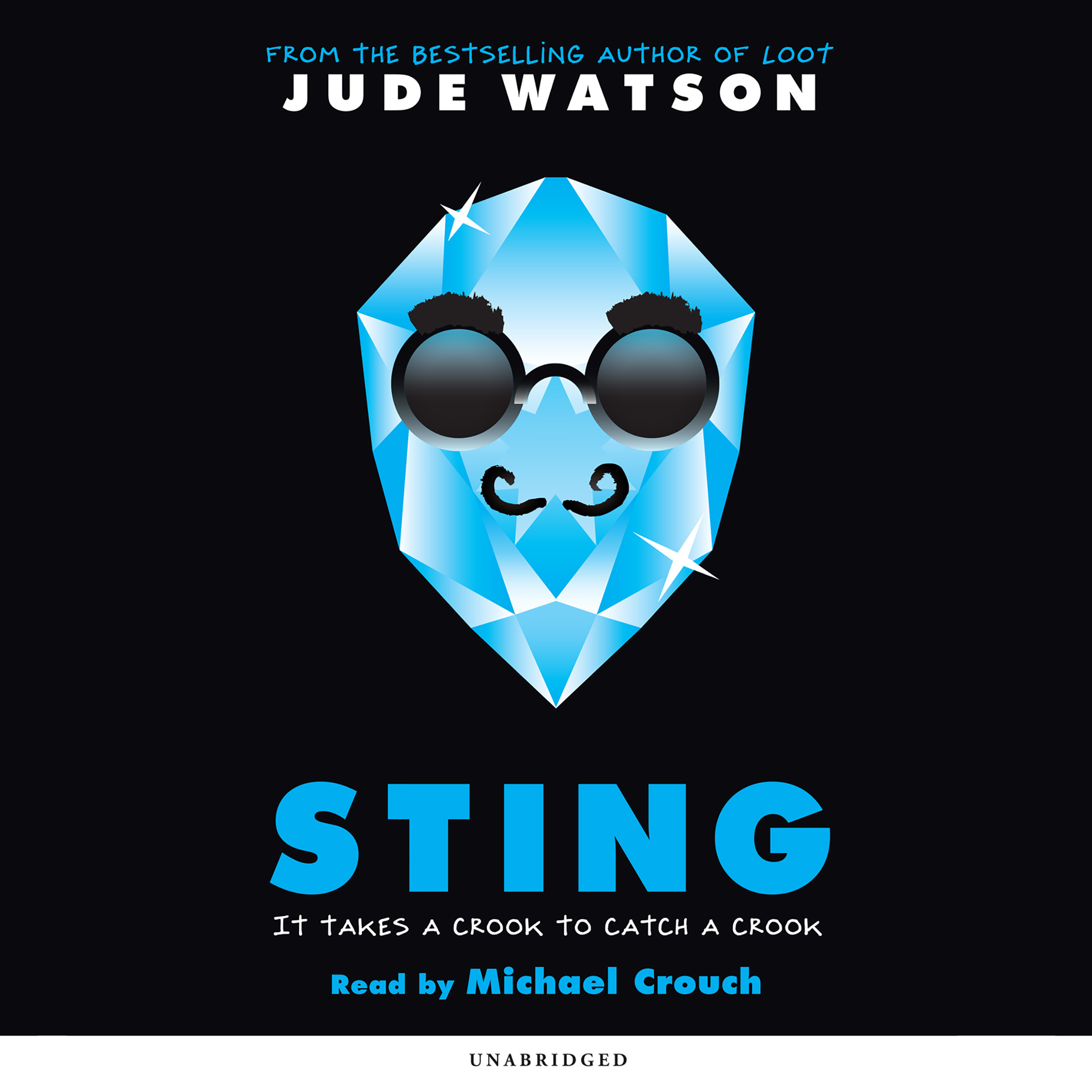 Printable Sting: A Loot Novel Audiobook Cover Art