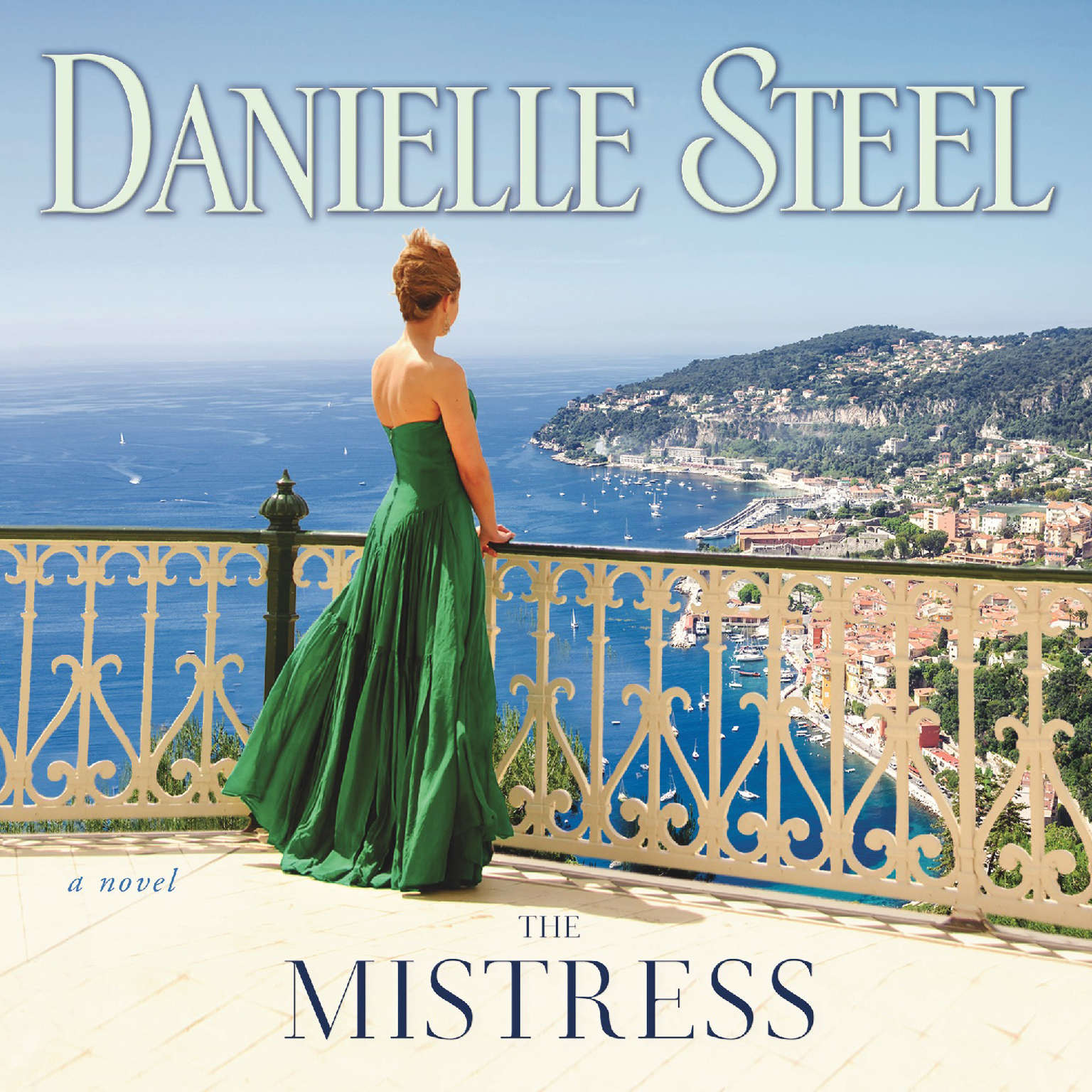 Printable The Mistress: A Novel Audiobook Cover Art