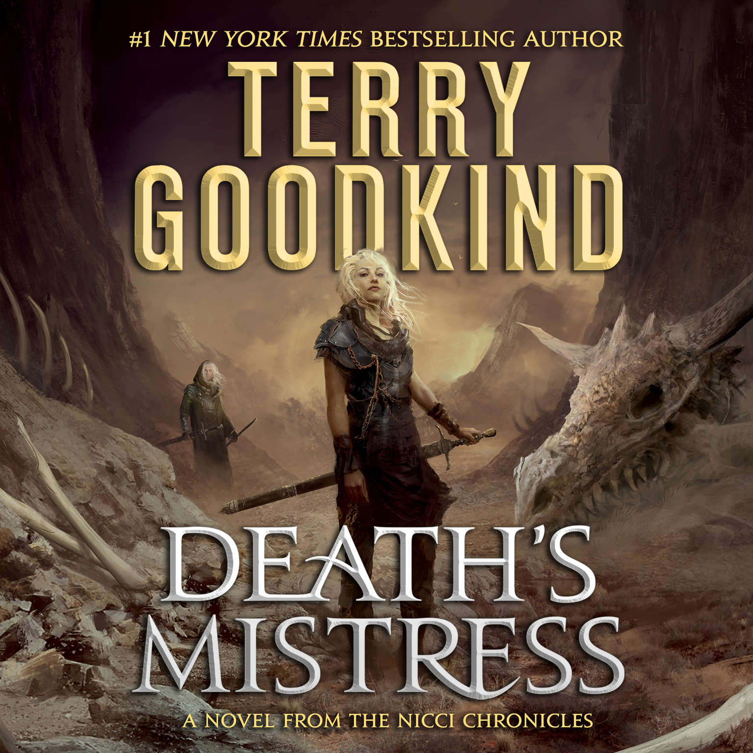 Deaths Mistress Audiobook, by Terry Goodkind
