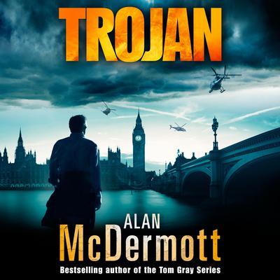 Trojan Audiobook, by Alan McDermott