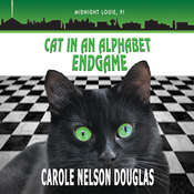Cat in an Alphabet Endgame Audiobook, by Carole Nelson Douglas