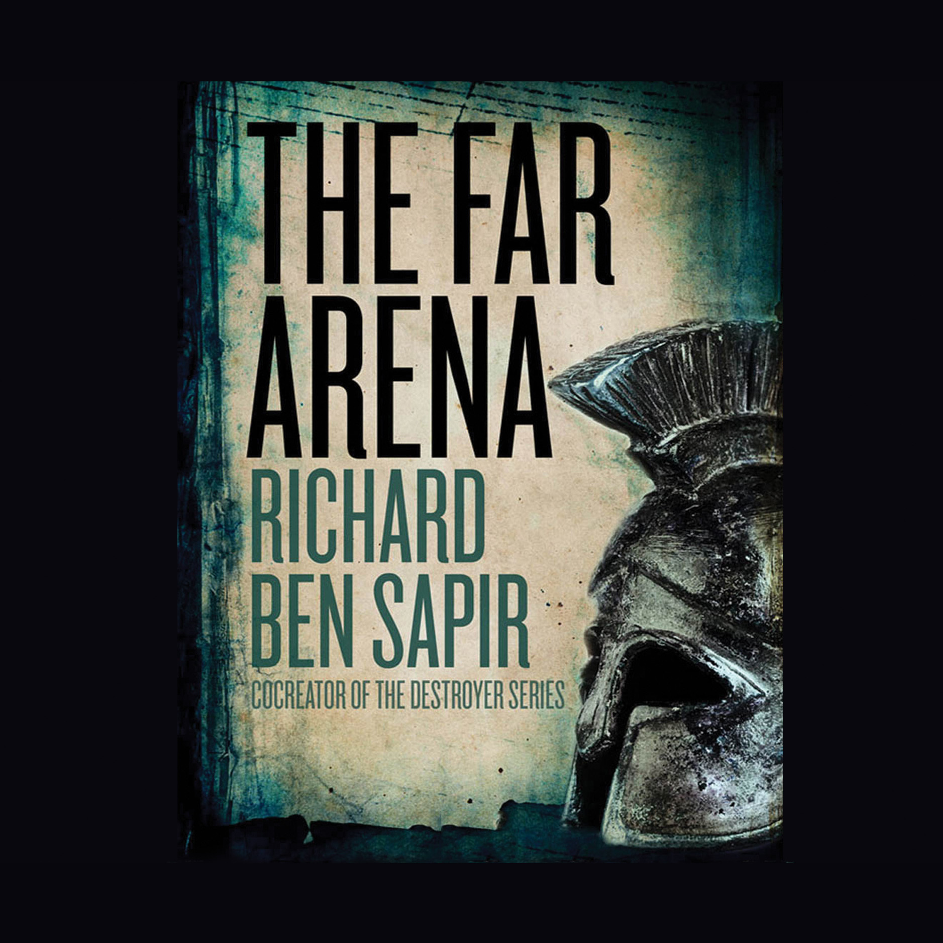 Printable The Far Arena Audiobook Cover Art