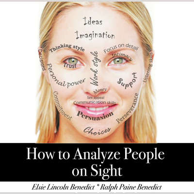 How to Analyze People on Sight Audiobook, by Elsie  Lincoln Benedict