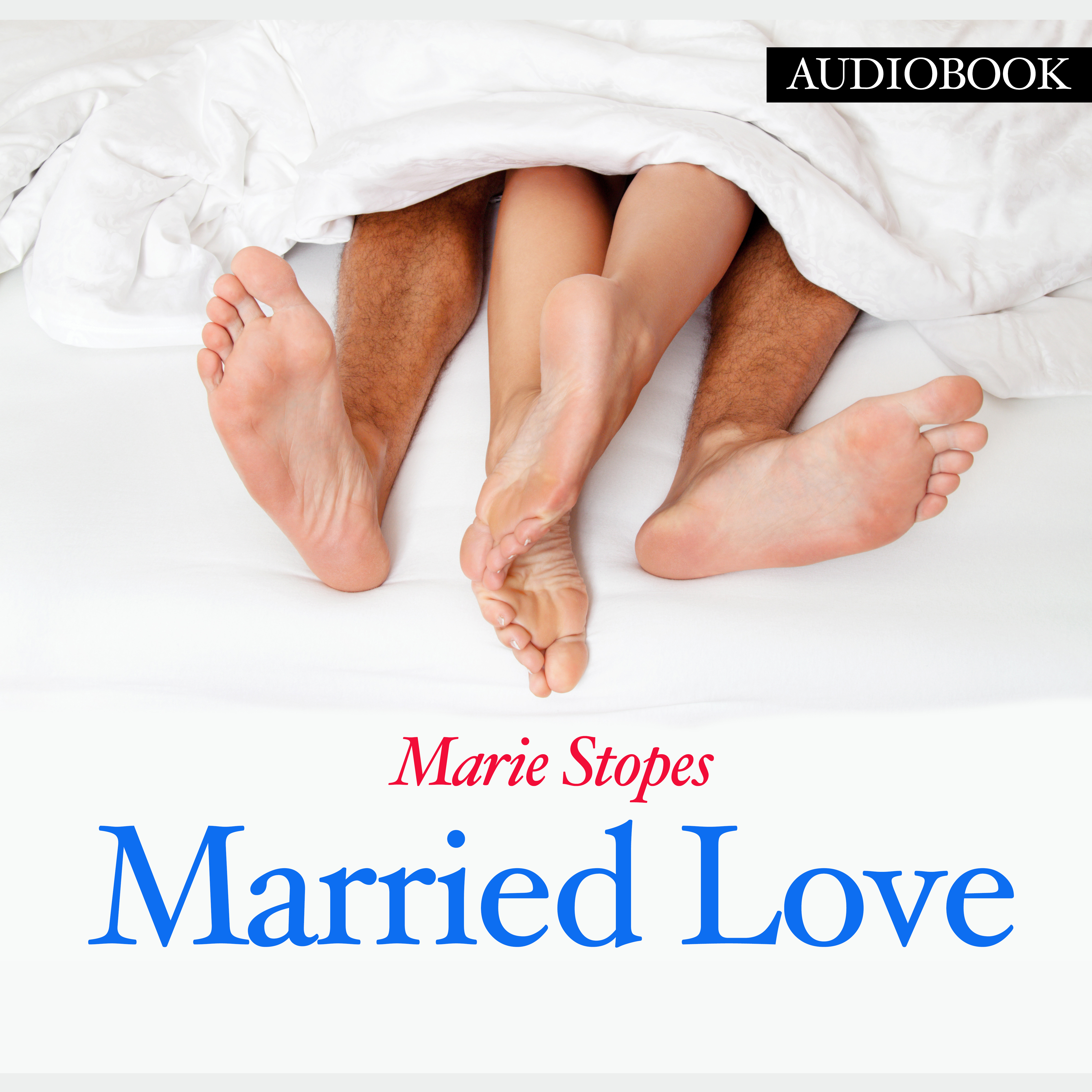 Printable Married Love Audiobook Cover Art
