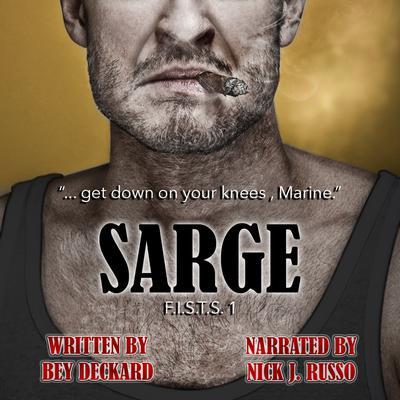 Sarge Audiobook, by Bey Deckard