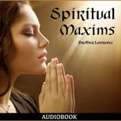 Spiritual Maxims Audiobook, by Brother Lawrence