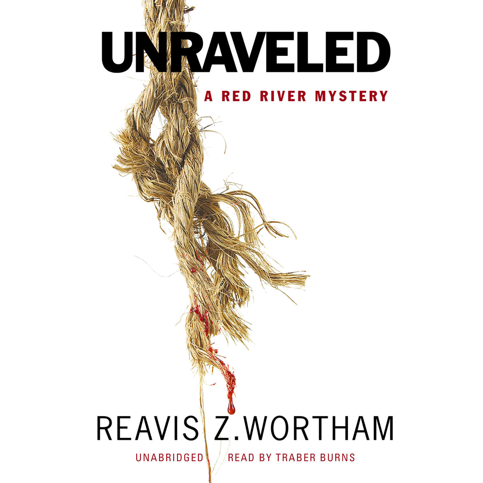 Printable Unraveled: A Red River Mystery Audiobook Cover Art