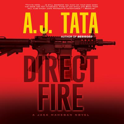 Direct Fire Audiobook, by A. J. Tata