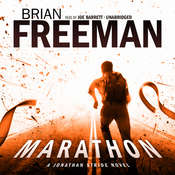 Marathon: A Jonathan Stride Novel Audiobook, by Brian Freeman