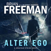 Alter Ego: A Jonathan Stride Novel Audiobook, by Brian Freeman