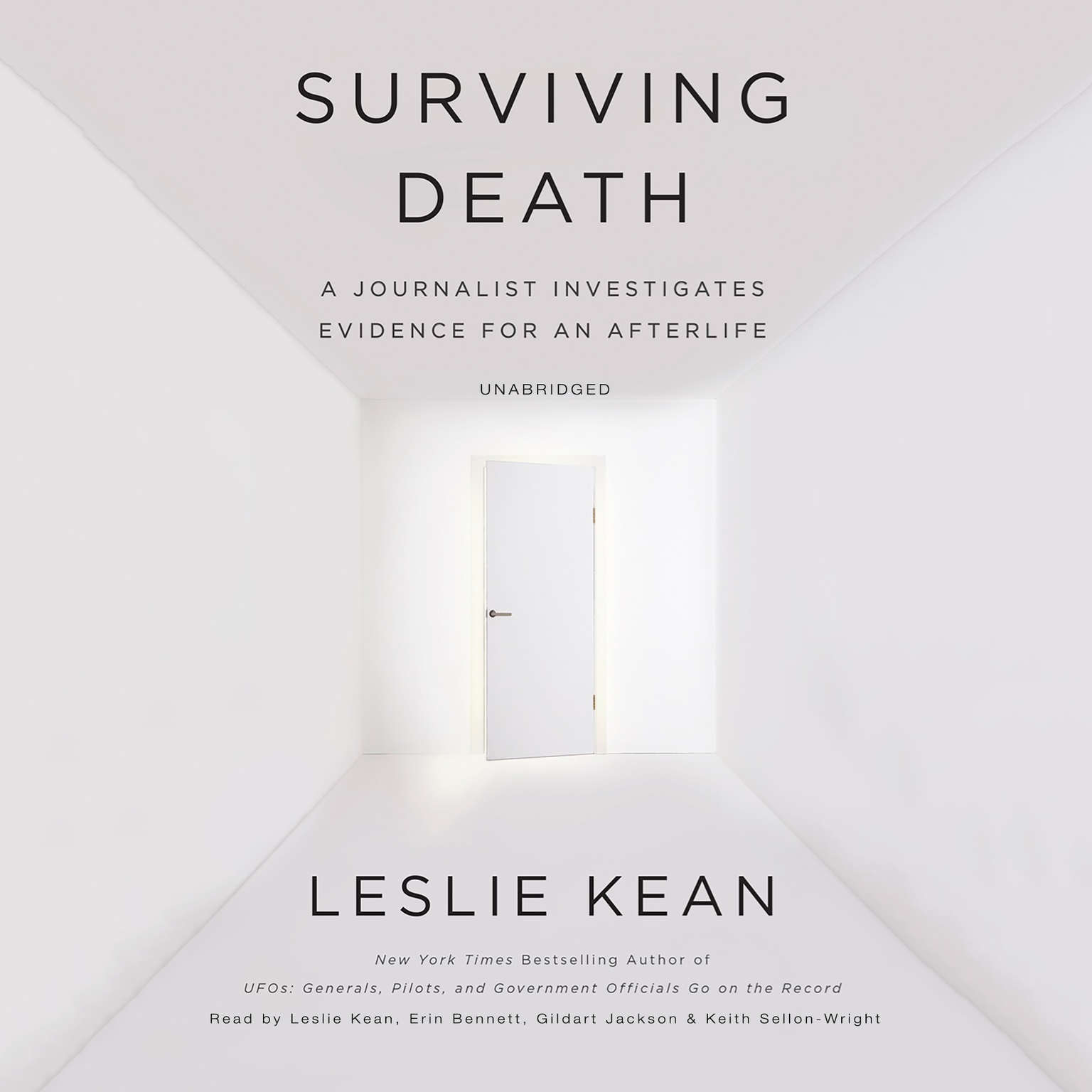 Printable Surviving Death: A Journalist Investigates Evidence for an Afterlife Audiobook Cover Art
